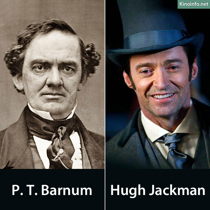 Hugh Jackman - Barnum - Величайший шоумен 2017