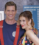 Ryan McPartlin Bad Judge (2014)