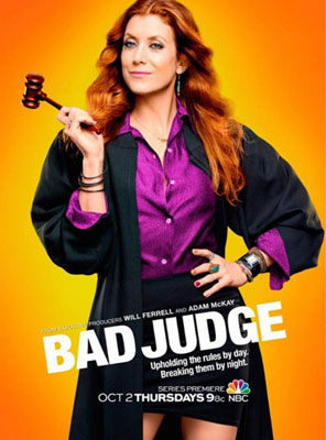 Плохая судья / Bad Judge (2014) сериал