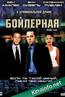 Бойлерная / Boiler Room (2000)