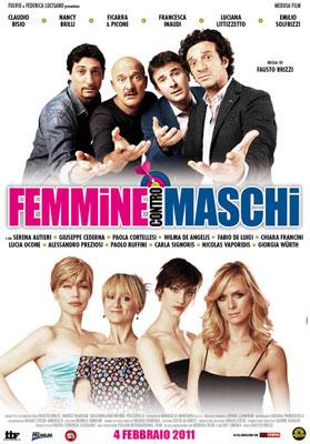Женщины против мужчин / Femmine contro maschi (2011)
