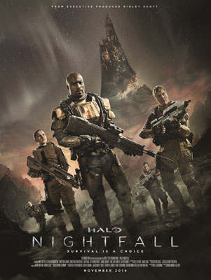 Halo: Сумерки / Halo: Nightfall (2014) сериал