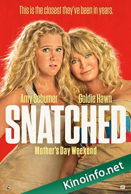 Дочь и мать ее / Snatched / Безсоромна мандрівка (2017)