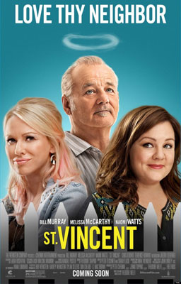 Святой Винсент / St. Vincent (2014)